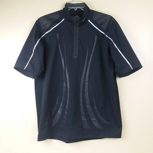 Nike Golf Storm Fit Elit Short Sleeve Jacket Sz L